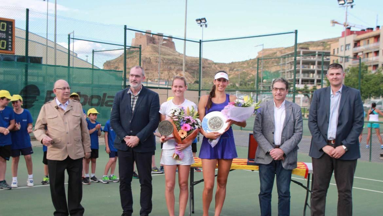 Georgina García gana por segunda vez el Torneo Conchita Martínez imponiéndose a Bouzková