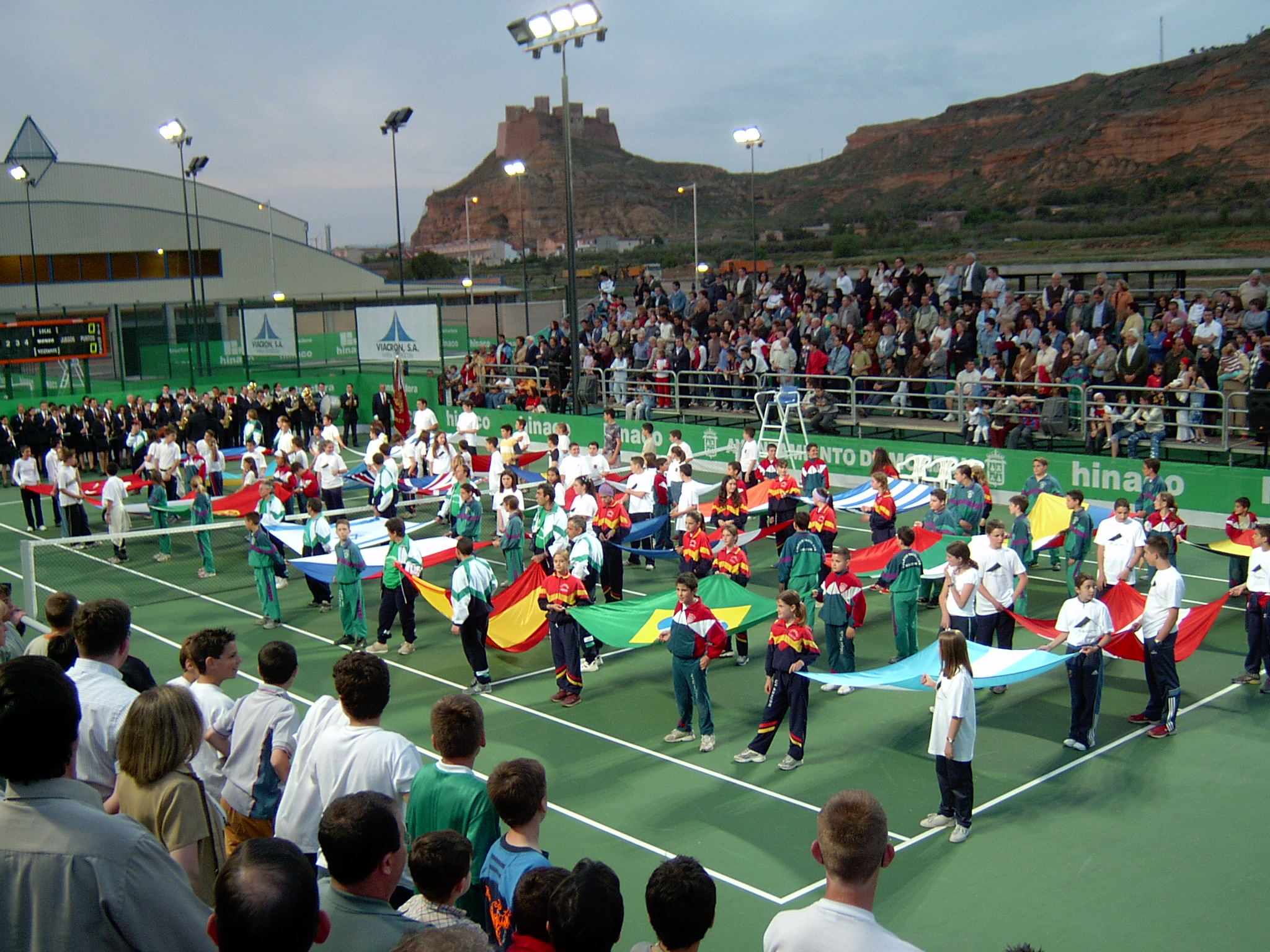 Instalaciones Torneo Conchita Martínez