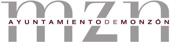 Patrocinador ayuntamiento Monzón
