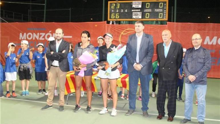 Katie Swan (GBR) vs Aliona Bolsova Zadoinov (ESP)