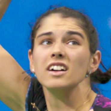 Valeriya Strakhova (UKR)